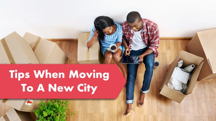 Renters move to a new city.